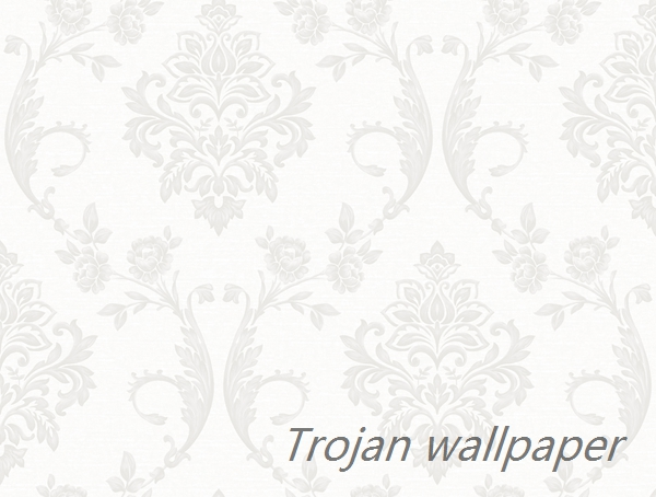 Customized fashion design air-purifying colorful designer wallpaper