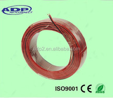 Gold supplier providing high quality red and black speaker cable