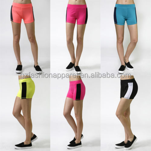 gym shorts sportswear workout fitness yoga women cotton shorts