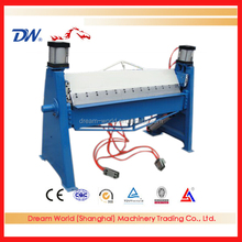 foot operated pedal folding machine /manual press brake with CE certificate