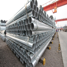 ASTM A500 GR B hot dipped galvanized carbon bs heavy grade steel petroleum pipe structure pipes