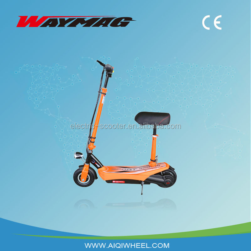 2016 250W Electric Scooter electronic Scooter with seat