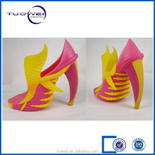 Professional 3d printing service custom 3d printing rapid prototype fashionable shoe prototype