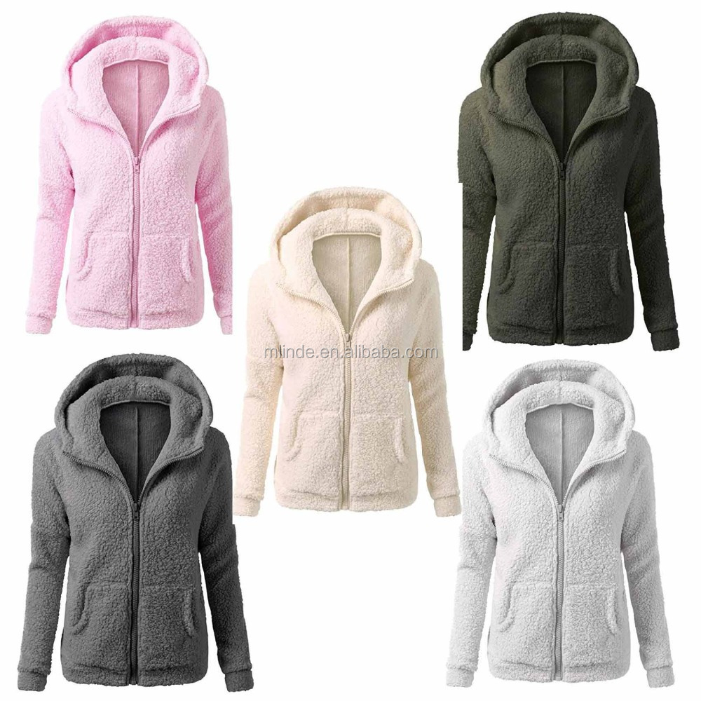 clothing latest long sleeve Sherpa home casual fashion western fitness online shopping sports mature winter 2017 women wear