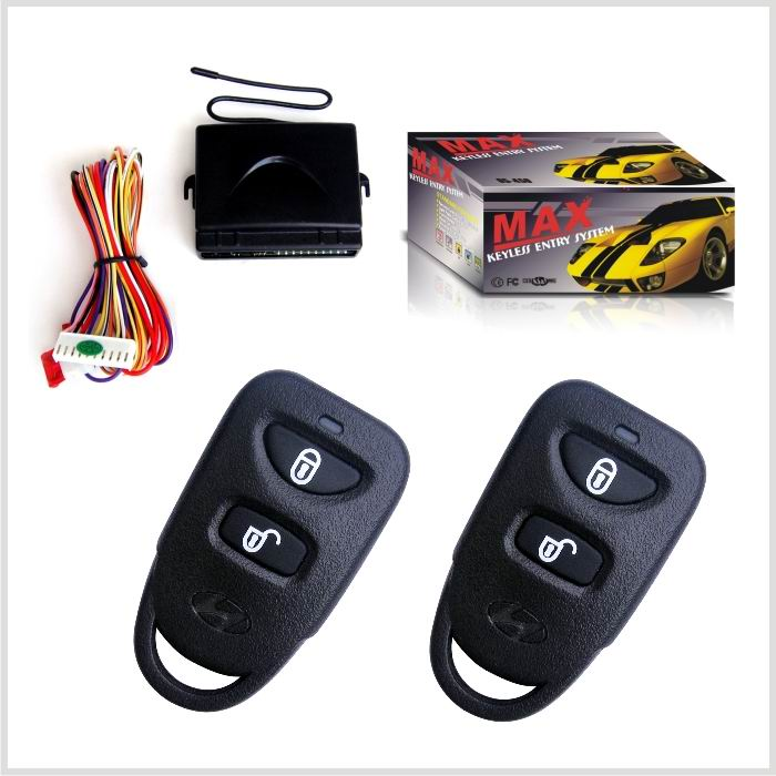 Factory Price Auto Keyless Entry System Car Alarm System keyless car central door lock card door entry system