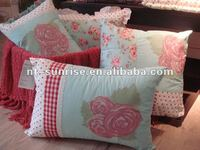 New Style Printing And Handmade Cushion