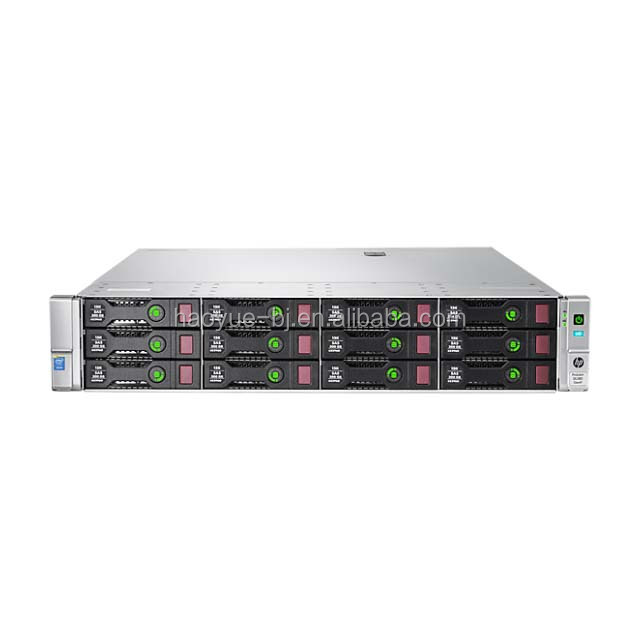 HPE ProLiant DL380 Gen9 E5-2650v4 2.2GHz <strong>12</strong>-core 2P 32GB-<strong>R</strong> P440ar 8SFF 2x800W DL380 Gen9 E5-2650v4