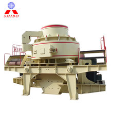 quarry stone fine silica impact sand making crusher machine for sale