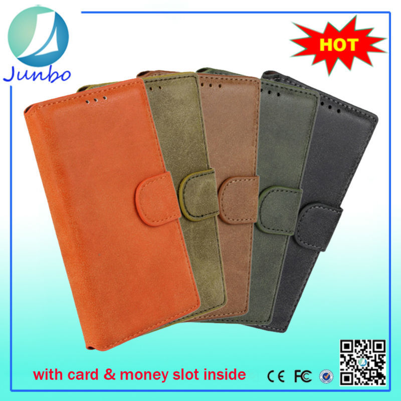 Smart wholesale custom cover wallet leather case for nokia lumia 920