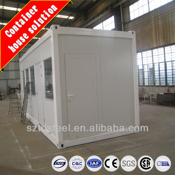 20 standard security container guard house
