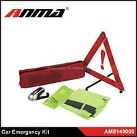 Roadside Emergency Kit. Super Vehicle Emergency Car Kit, Auto Tool Kit Emergency
