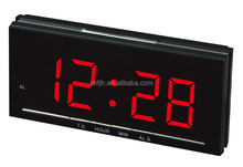 led digital table clock design display