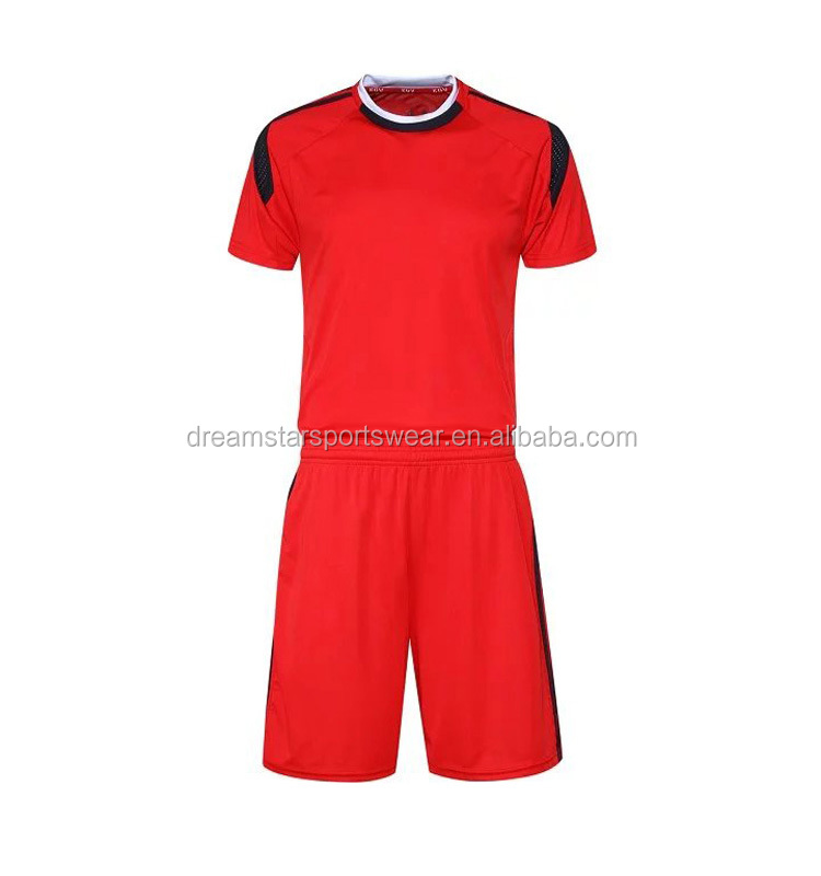 Latest Design Sublimation Soccer Jersey Maker Football Wear China