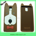silicone mobile phone case for iphone