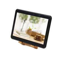 Elegant and simple folding bamboo tablet case/tablet holder .2014 New product ,