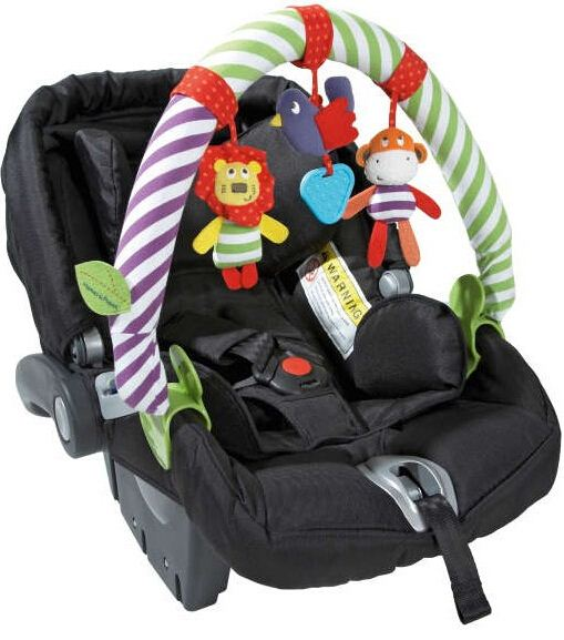2017 hot ! NEW 80cm Mamas Papas Baby Toys Babyplay Stroller Car Seat Take Along Travel plush toys Christmas gift doll