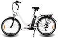 36V 8.8AH Electric Bike, Electric Bicycle Old fashioned Dutch Style