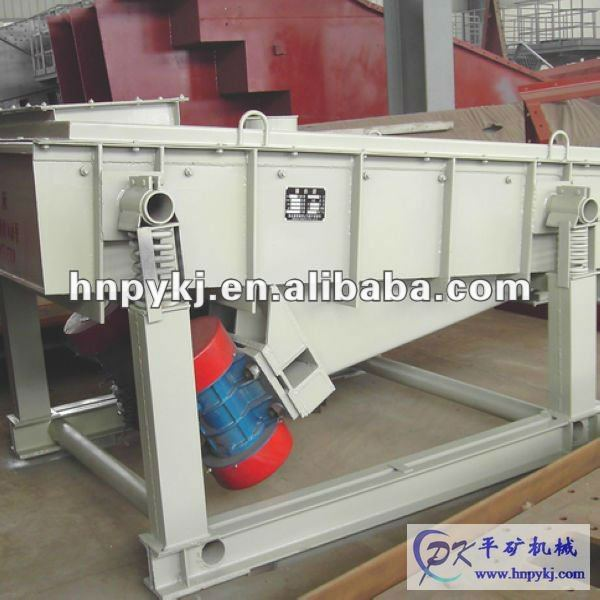 Linear Vibrating Screen Machine for Anthracite, Blind coal