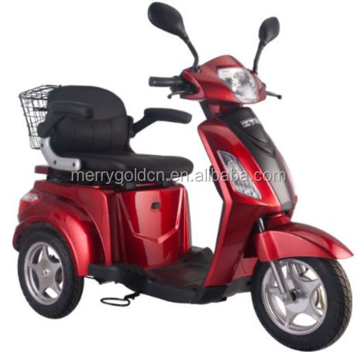 cheap adult electric motor scooters 3 wheel for disabled