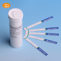 Rapid Diagnostic Reagent Kits/PYR Test Strip/ Detection Test Kit