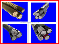 aluminum core xlpe insulated artemia maira abc overhead cable