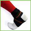 Durable neoprene sports double elastic orthopedic ankle support ankle bandage