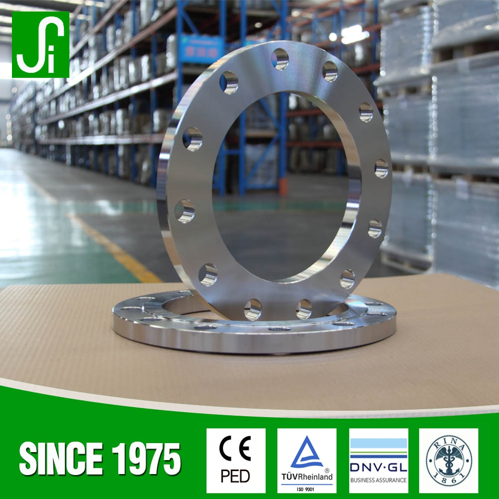 Din Carbon Steel Plate Pipe Flange