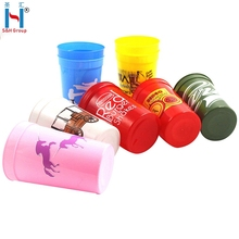 Factory Reusable Drinking 20g Custom 3D Cups
