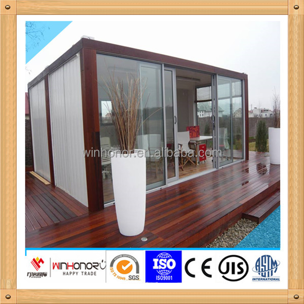 Luxury Prefabricated Houses Container for Comfortable Living