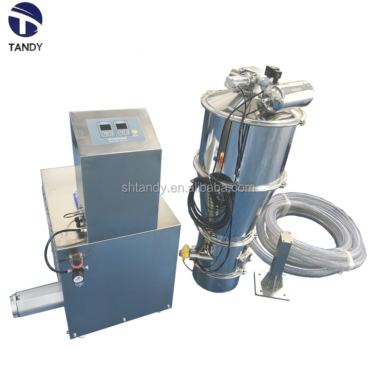 Automatic vacuum powder granule feeder / pneumatic powder granule  vacuum conveyor