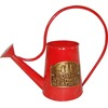 Chic Christmas Garden Decorative Watering Can