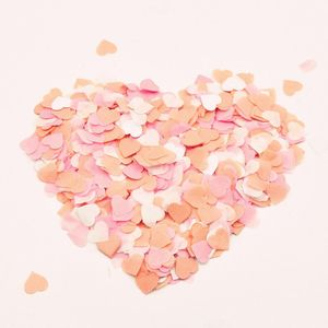 Wholesale Wedding heart Confetti For Party Decoration