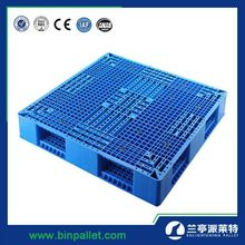1200x1000mm double deck recycled plastic Reversible rice pallet stacking