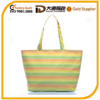 promotional eco durable cotton shopping bag wholesale