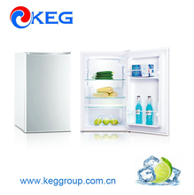 72L UL SAA SASO Approved Defrost Single Door Small Under Counter Refrigerator Used Mini Fridge