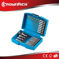 20pcs core sample drill bit set