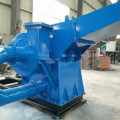 big wood logs crusher machine