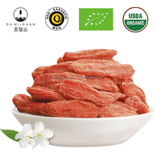 High Quality low price Fresh Organic Dried Goji Berry