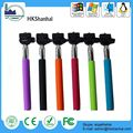 gift item high quality wireless selfie monopod / how to selfie with monopod with low price