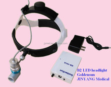 3w surgical rechargeable focus led head lamp
