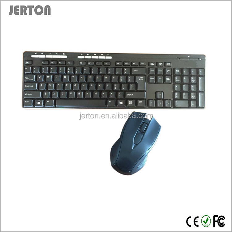 cheap rechargeable wireless mouse and keyboard made in china