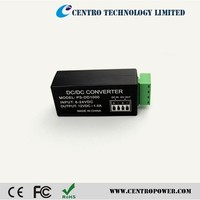 Best price AC 24V to DC 12V 1A Power inverter for camera with CE ROHS Certification