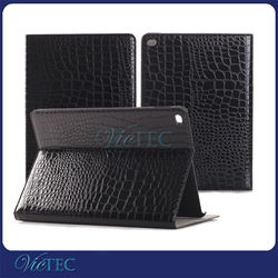 Newest tablet model portable crocodile for Mini iPad case,stand cover for iPad mini 4