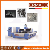 Hot sale ermaco cnc pipe tube metal fibre laser cutting machine looking for agent