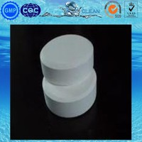 swimming pool chemicals calcium hypochlorite chlorine tablets