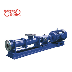 G type mono screw pump sewage water pump Food-grade progressive cavity pump