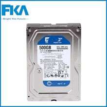 HDD For WD5000AAKX 500GB Desktop Hard Disk Drive 7200 RPM SATA 16MB 3.5 inch for WD