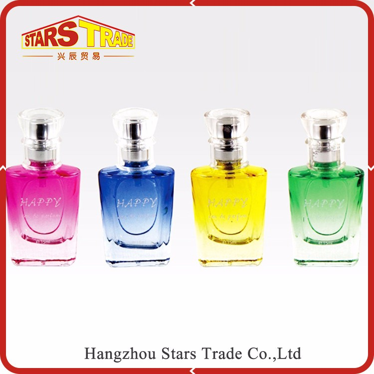 Factory Made Glass Spray Perfume Bottle 15Ml