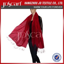 New mixed material modal silk gauze scarf