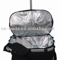 Cooler Foldable Shopping Trolley